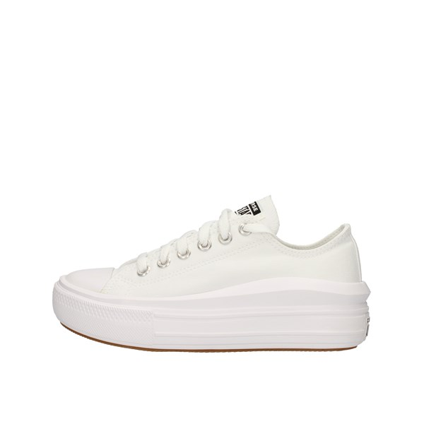 Converse Shoes Woman  low White 570257C