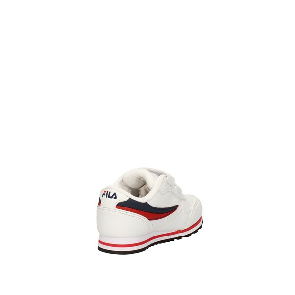 Fila Shoes Child  low White 1011080