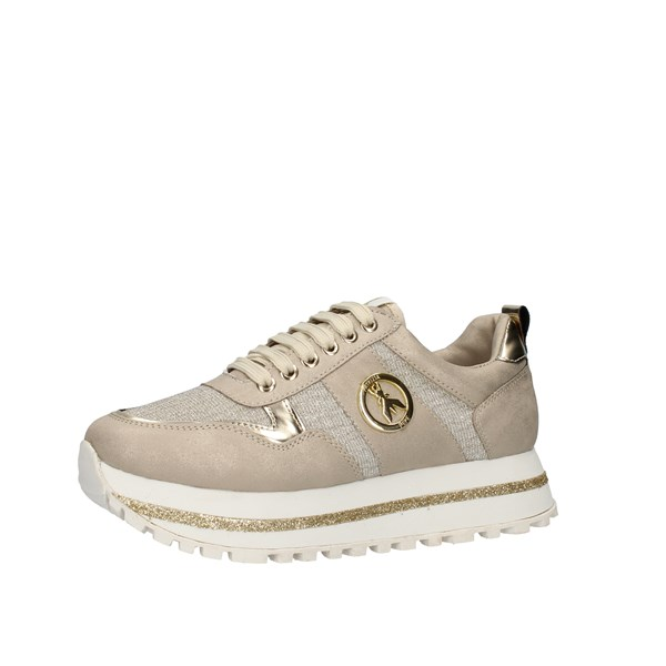 Patrizia Pepe Shoes Woman  low Beige PPJ64