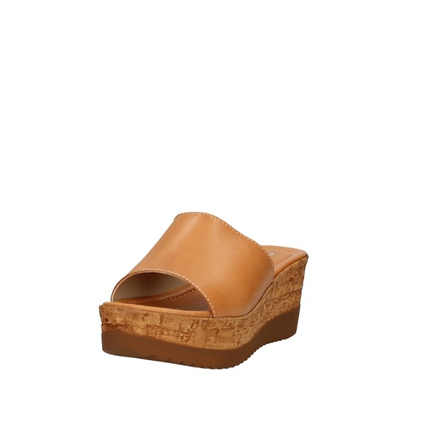 Cinzia Soft Shoes Woman  With wedge Leather IAF52331