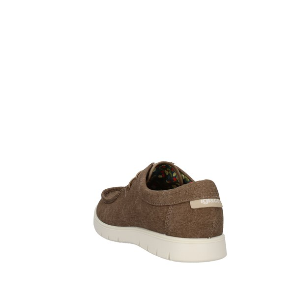 Igi e Co Shoes Man Loafers Brown 7118055
