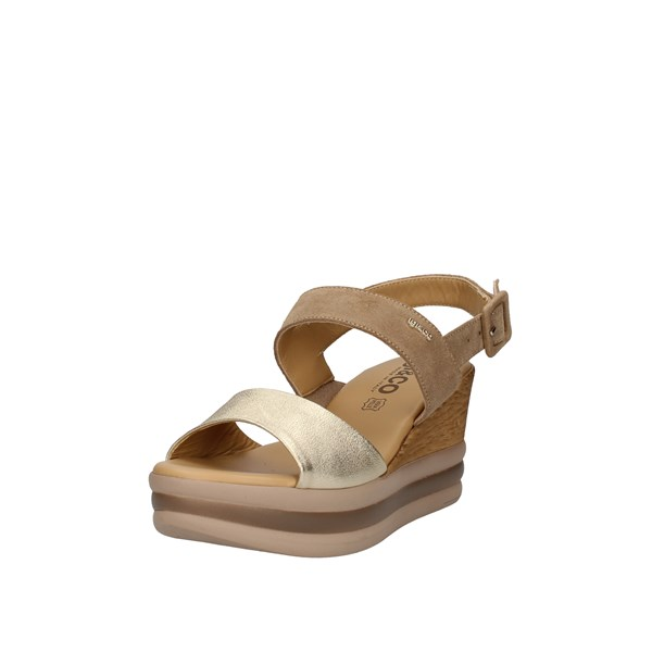 Igi e Co Shoes Woman  With wedge Beige 7178822
