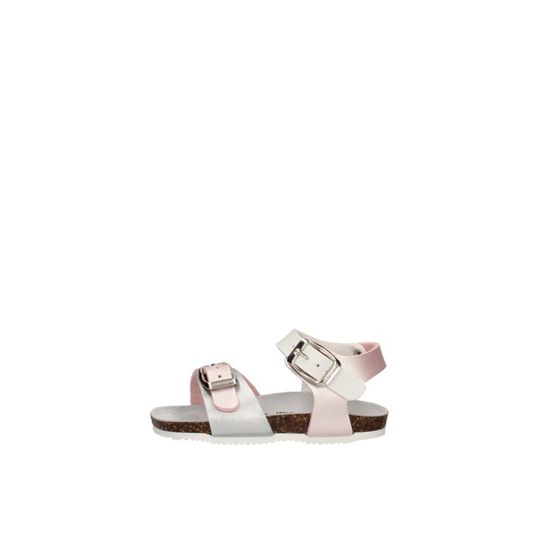 Gold Star Shoes Child Sandals Rose 8846D