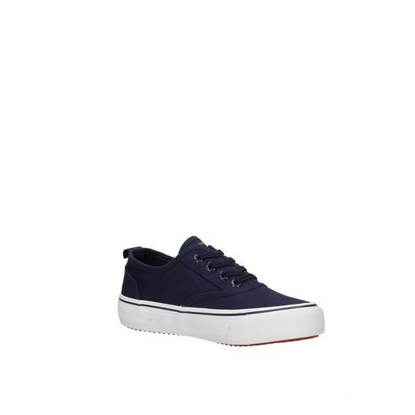 Levis Shoes Unisex Child  low Blue VBET0020T