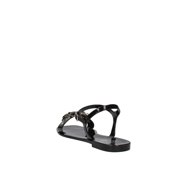 Cafè Noir Shoes Woman Sandals Black C1 C9010