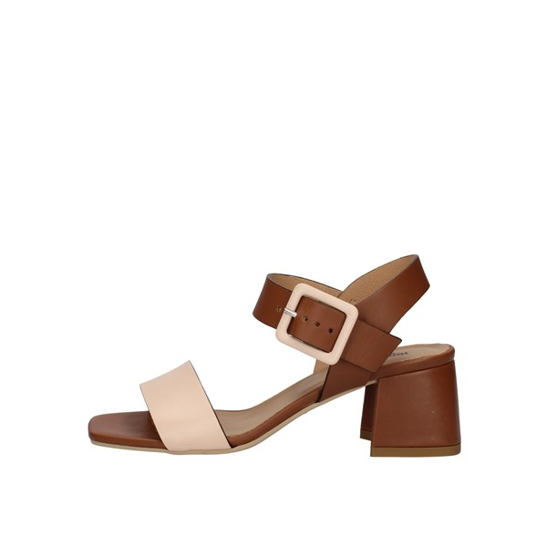 Nero Giardini Shoes Woman With heel Brown E012550D