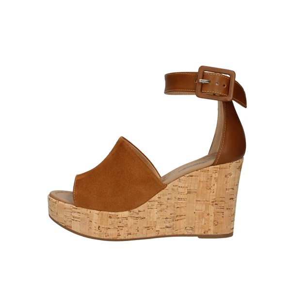 Nero Giardini Shoes Woman  With wedge Leather E012411D
