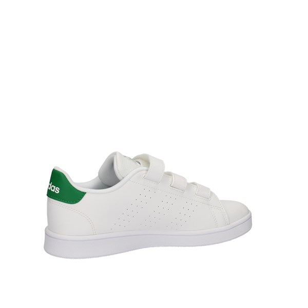 Adidas Shoes Child Low White EF0223