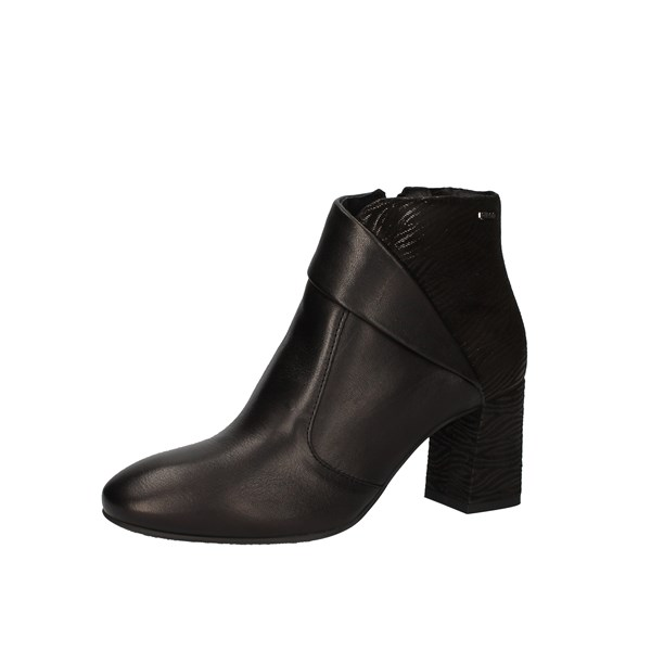 Igi e Co Shoes Woman Ankle boots Black 4191100
