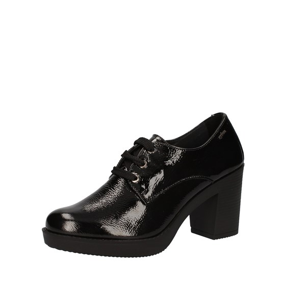 Igi e Co Shoes Woman Lace up Black 4171811