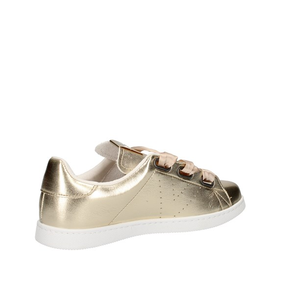 Victoria Shoes Woman low Platinum 125165
