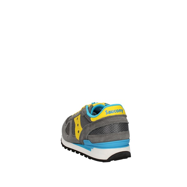Saucony Shoes Woman low Grey SK261569