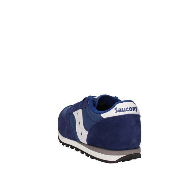 Saucony Shoes Child Low Blue SY55996