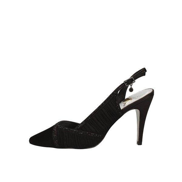 06 Milano Shoes Woman Cleavage Black 00111